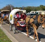 Annual Florida Cracker Trail Ride