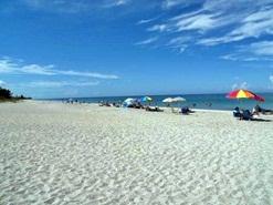 Manasota Beach Florida Strand