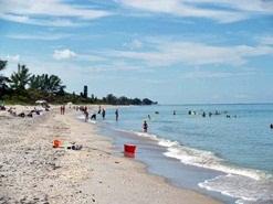 Blind Pass Beach Florida Waders
