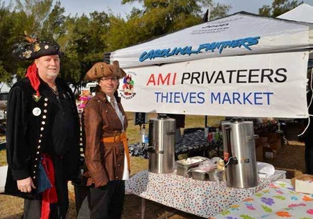AMI Privateers Thieves Market