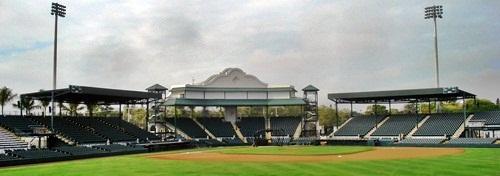 McKechnie Field in Bradenton Florida