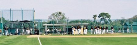 Pittsburgh Pirates Spring Training workouts at Pirate City
