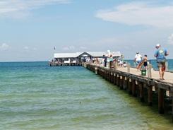 Anna Maria Island Florida City Pier