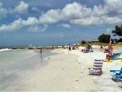 Cortez Beach on Anna Maria Island Florida