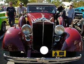 Devereaux Kaiser Car Show