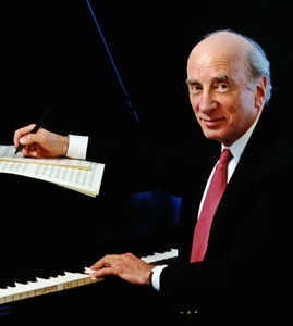 Jazz Pianist Dick Hyman