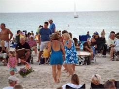 Drum Dancing at the Circle Nokomis Florida