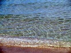 Manasota Beach Florida Clear Gulf Water