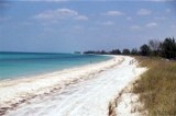 Looking north over Nokomis Beach Florida