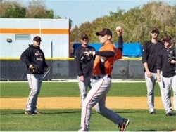 Orioles Spring Training at Sarasota