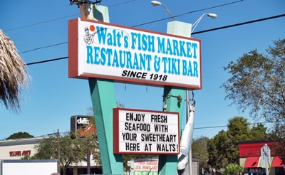 Walts fresh fish market Sarasota