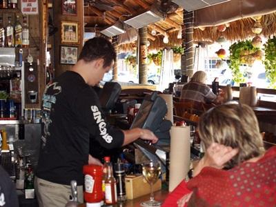 Walts Chickee Hut Bar