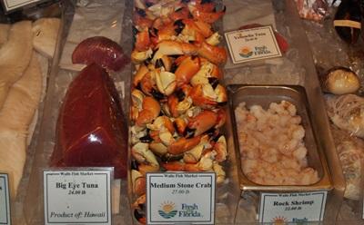 Walts fresh fish market