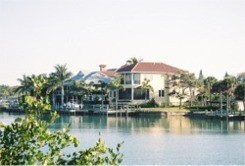 Casey Key Bayfront home