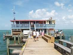rod and reel pier restaurant anna maria island