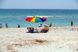 The Gulf of Mexico from Venice Beach Florida