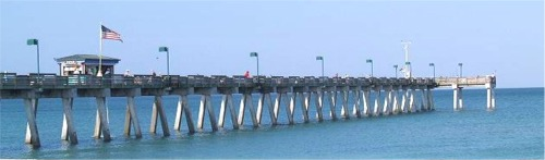 venice fishing pier venice florida