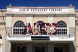 The Asolo rep theater in Sarasota