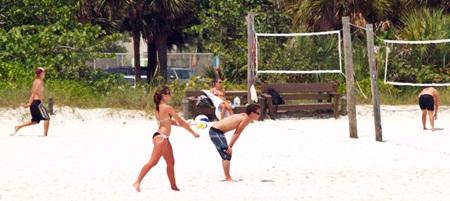 Siesta Key Co-Ed Sand Volleyball