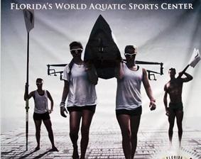 Nathan Benderson Park Rowing and Aquatic Center in Sarasota Florida