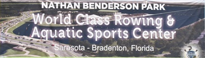Nathan Benderson Park Sarasota