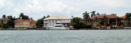 Bird Key Homes on Sarasota Ba