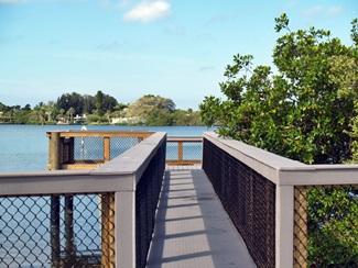 Blcakburn Point Park Fishing Pier Sarasota County Florida
