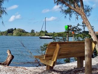 Blackburn Point Park on Little Sarasota Bay