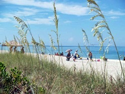 Blind Pass Beach Manasota Key Florida