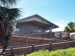 Blind Pass Beach Florida Bath House