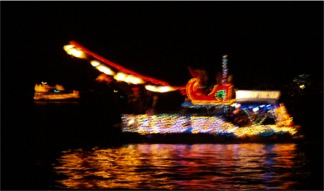 The Annual Sarasota Holiday Boat Parade of Lights