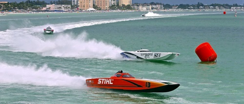 P1 Powerboat Races, Sarasota, FL