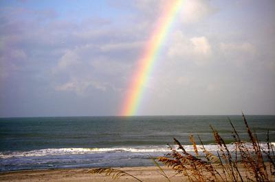 Magical Rainbow off Longboat Key