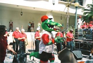 Cincinnati Reds Mascot