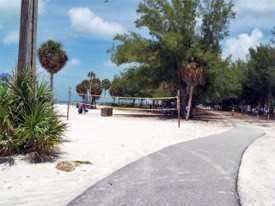 Volley Ball on Coquina Beach Anna Maria Island