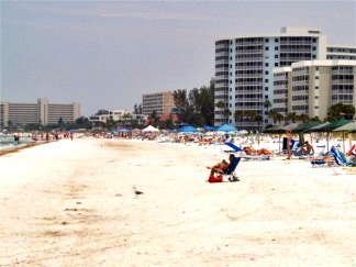 Sarasota Condos on Crescent Beach
