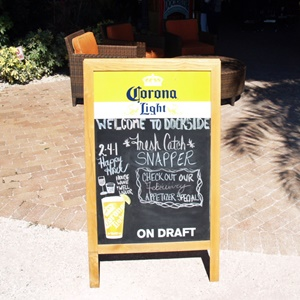 Dockside Waterfront Grill Specials
