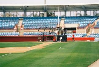 Ed Smith Orioles Stadium Sarasota Florida