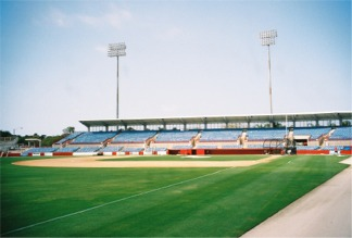 Spring Training Ed Smith Stadium