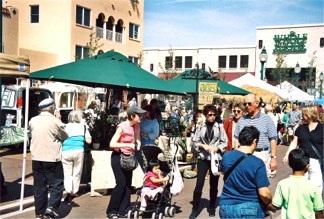 The Sarasota Florida Farmers Market