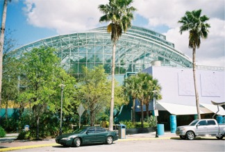 The Florida Aquarium bulding