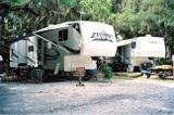 Florida Camping at Myakka RIver State Park