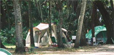 Florida Camping at Myakka State Park