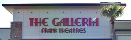 The Galleria Theaters in Venice