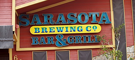 Sarasota Brewing Company in Gulf Gate