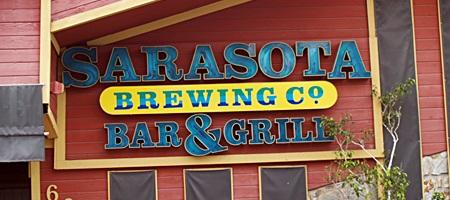 Sarasota Brewing Company in Gulf Gate