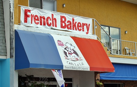 Ooh La La French Bakery