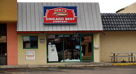 Tony's Chicago Beef in Gulf Gate