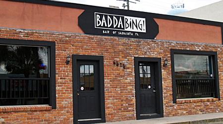 Badda Bing Night Club in Sarasota's Gulf Gate