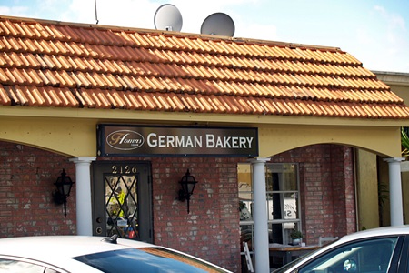 German Bakery in Gulf Gate